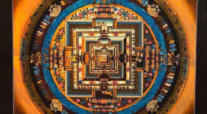 Tranh Thanka - Nghệ thuật và Giác Ngộ