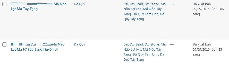 Viết về Dzi - Thiên Châu